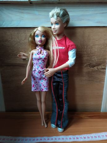 Лялька. My scene.