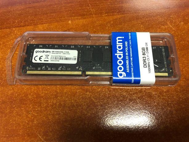 Оперативная память Goodram DDR3-1600 8GB (GR1600D364L11/8G)