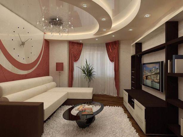 Сдаётся 1-комнатная квартира на любой срок, евроремонт, мебель,техника