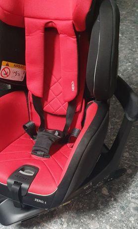 Fotelik samochodowy RECARO Zero 1 od 0-18kg - obrotowy - czerwony