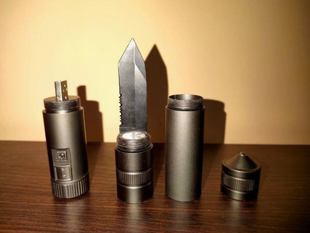 Нож-зажигалка Federal аккумуляторный с USB зарядкой