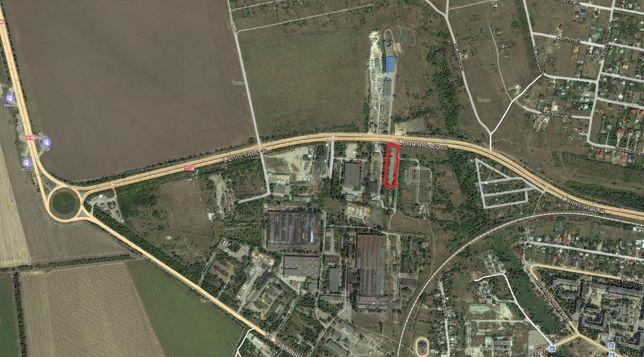Земельный участок с гос.актом на красной линии