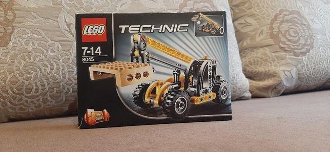 Klocki Lego Technic 8045 mały dźwig