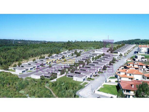 Loteamento Habitacional para 38 vivendas - Oliveira do Ba...