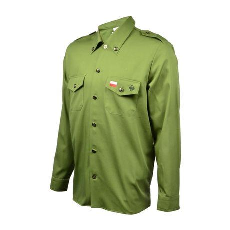 Bluza koszula harcerska ZHP sklep w Łukowie