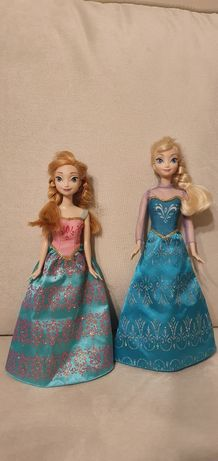 Siostry Elsa i Anna