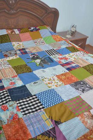 Лоскутные одеяла (пэчворк)