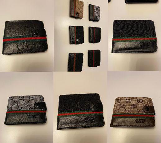 Portfele Meskie Gucci Monogram Premium