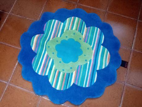 Tapete Azul Esprit