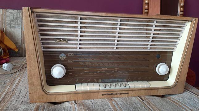 Grundig 4085 radio lampowe