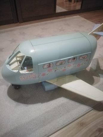 Samolot Barbie!!