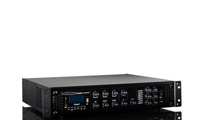 Wzmacniacz radiowęzłowy R-250BC BLUETOOTH