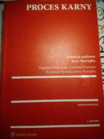 Proces karny, red. Jerzy Skorupka, wyd. 2
