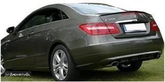 Aileron / Lip / Spoiler Mercedes E Coupé e Cabrio W207