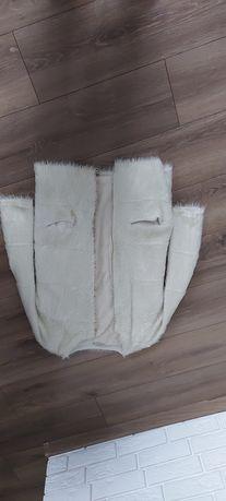 Swetr ala plaszcz gruby pluszowy