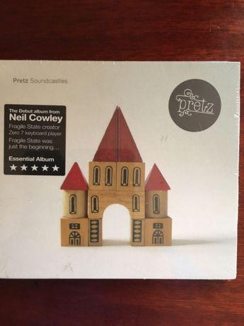 CD música Neil Cowley embalagem selada