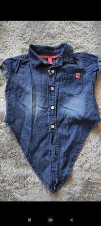 Koszula nowa dla dziewczynki 98/104