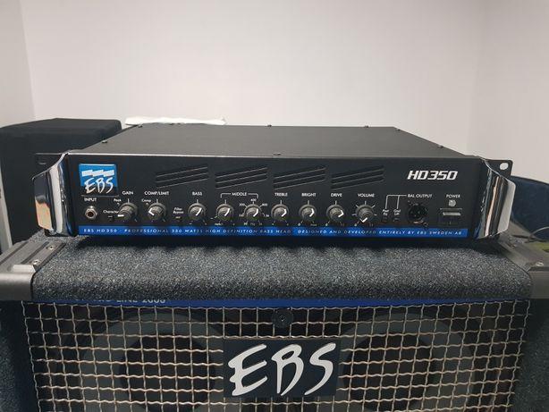 Wzmacniacz EBS Basowy HD 350