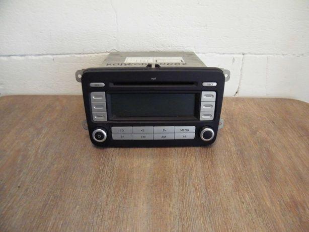 Radio Samochodowe RCD300 MP3 do Volkswagen Passat + kod