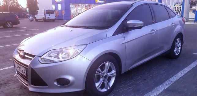 Форд Фокус МК-3 2014