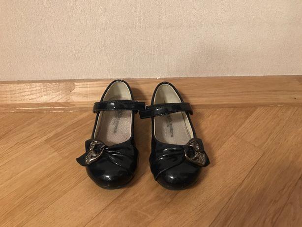 Продам детские туфельки Шалунишка на девочку 26 размера