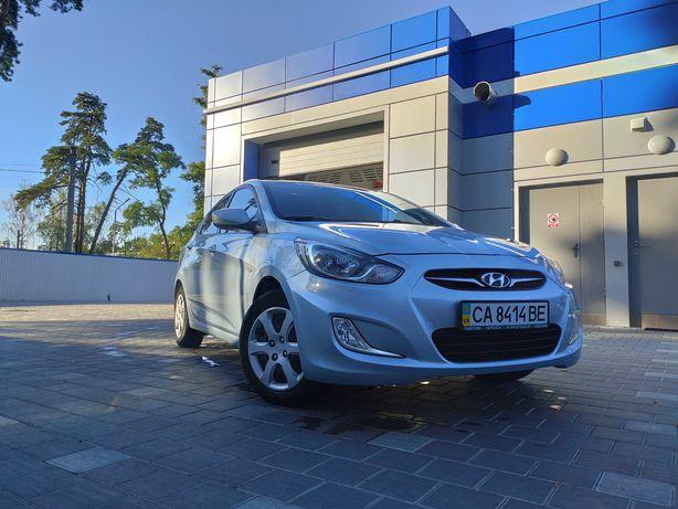 Hyundai accent 1.4 ( 2012 год)