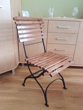 Krzesło poniemieckie*odrestaurowane*super okazja