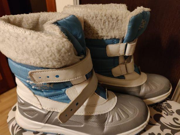 Śniegowce dla dziewczynki r. 35