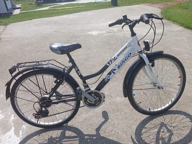 Rower młodzieżowy 24 cale