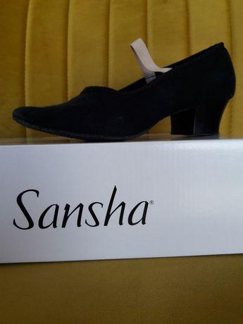 Buty charakterki do tańca charakterystycznego/ludowego Sansha