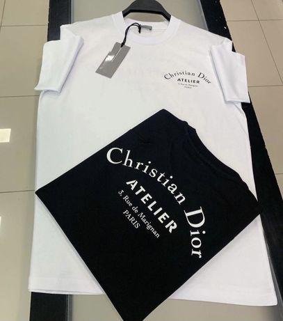 T-Shirts Dior, Balmain, Givenchy, Balenciaga, Valentino, Gucci