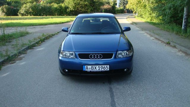 Audi A3 8L 2000r 1.8 20V Przebieg 152Tkm 5drzwi z Niemiec 8.888zł