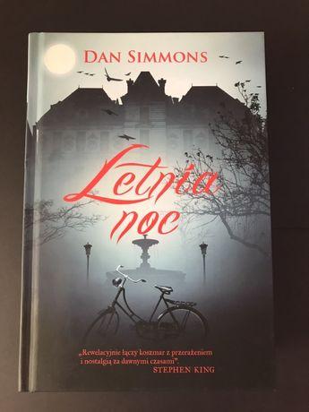 Letnia noc- Dan Simmons