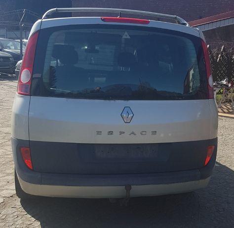 Klapa tył Renault Espace 2003 r.