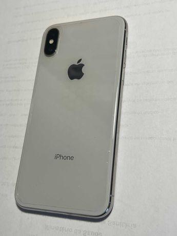 Iphone X 10 256Gb branco em perfeito estado