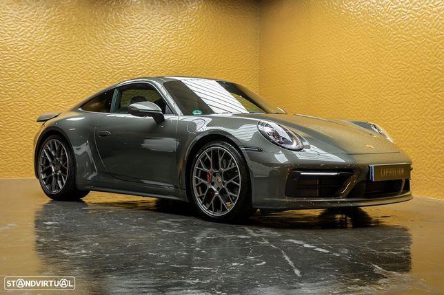 Porsche 911 992 Carrera 4S PDK
