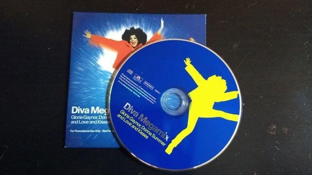 CD Diva Megamix