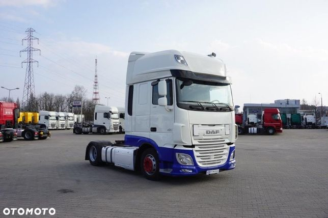 DAF XF 460 FT (24429) Low Deck SSC