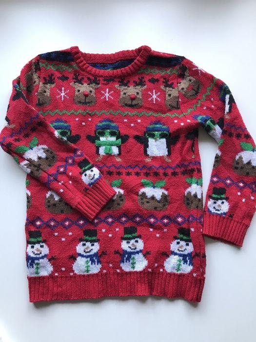 Sweter świąteczny Lubin - image 1