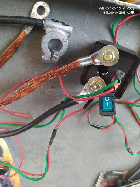 Продам дистанционный выключатель массы 100-200а