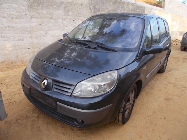 vendo peças Renault scenic1.9dci de 2005 boa de motor