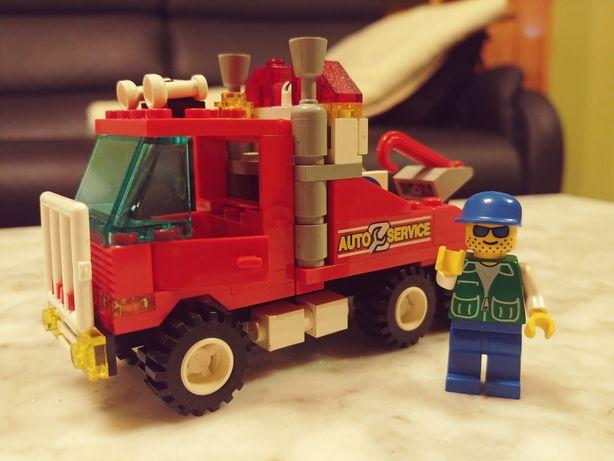 Lego System 6670 Rescue Rig Pomoc Drogowa