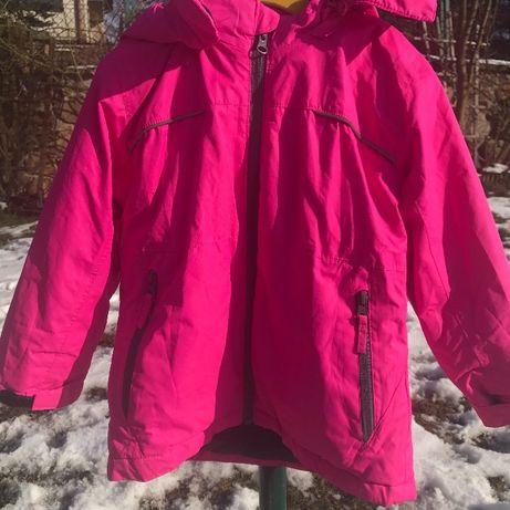 Kurtka narciarska zimowa rozmiar 98 104