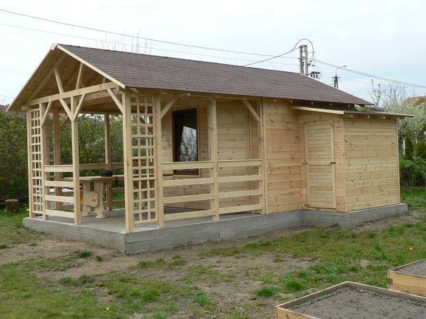 Domek , domek na działkę , domek narzędziowy , domek drewniany. Łomża