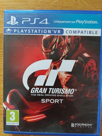 Gran Turismo Sport PS4 PS5 PL