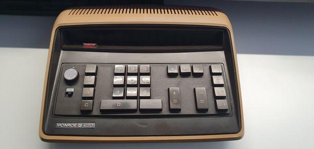 Monroe 620 Japoński kalkulator na lampach Nixie, unikalny