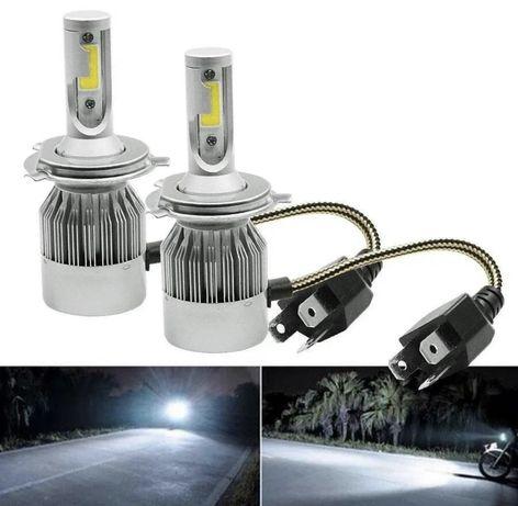 LED лампы Н3/Н4/Н7 ,Лед лампы в авто