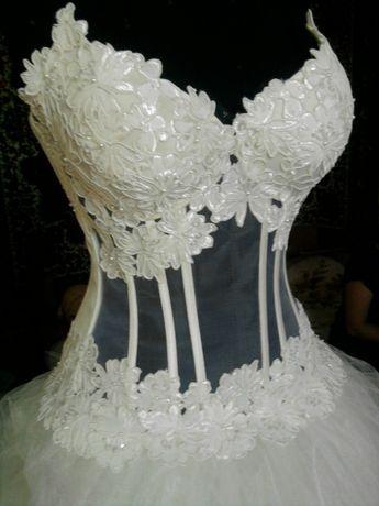 Пошив свадебных , вечерних, выпускных а также детских платьев