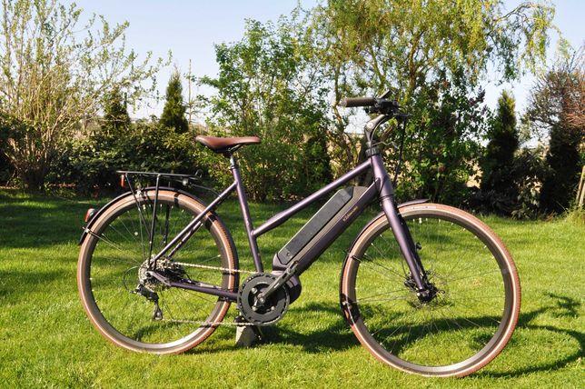 rower elektryczny kildemons piękny hamulce hydrauliczne bateria 11,6