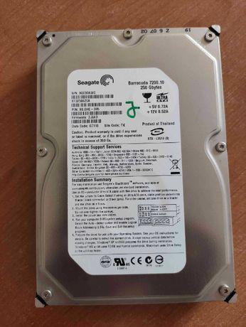 Disco Rígido Seagate 250GB 3.5